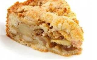 Калорийность шарлотки с яблоками и полезные рецепты