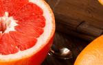 Разгрузочный день на грейпфруте, варианты разгрузочных дней на грейпфруте