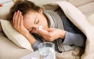 какие лекарства можно принимать беременным при простуде и температуре