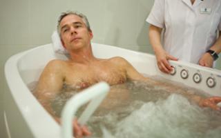 Водолечение простатита, какие ванны эффективны от простатита