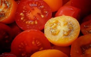 Соленые и маринованные помидоры – калорийность, вред