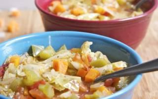 Суповая диета на 7 дней или худеем на супах – меню на неделю, рецепты супов, дополнение к диете, плюсы и минусы диеты