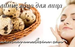 Маски из перепелиных яиц для волос – польза и рецепты