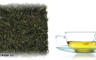 Антиоксиданты в зеленом чае – содержание в разных сортах