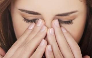 Почему режет глаза – причины, как лечить режущую боль в глазах