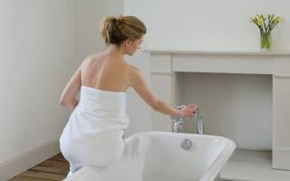 Какой эффект от приема холодных ванн, польза и вред холодных ванн для похудения