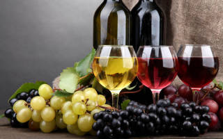 Полезно ли красное полусладкое вино, калорийность вина красного полусладкого