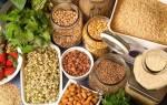 Клетчатка для похудения, продукты, богатые клетчаткой для похудения – список