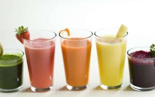 Смузи диета для похудения – меню, рецепты, отзывы и результаты