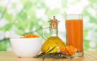Облепиховое масло: применение наружное и употребление внутрь, лечебные свойства и противопоказания