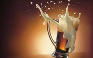 Калорийность крепкого пива в зависимости от сорта