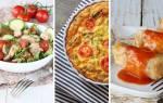 Питание для восстановления печени – диета, меню