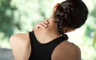 Хруст в шее у детей -причины, лечение, диагностика
