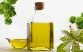 Очистить кишечник с помощью касторового масла