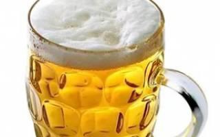 Живое пиво: калорийность, польза и вред