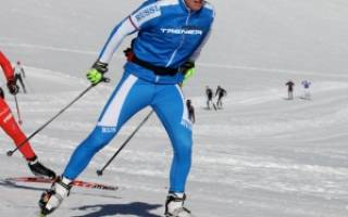 Коньковый ход на лыжах – правильная техника с видео