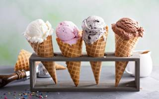 Мороженое калорийность и бжу на 100 г продукта