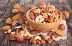 Можно ли есть орехи на ночь, польза и вред орехов