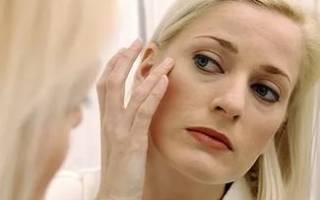 Сухая кожа вокруг глаз – как ухаживать, причины и профилактика сухости кожи под глазами