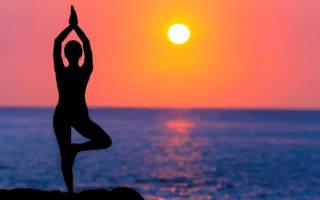 Асаны йоги при вальгусной деформации