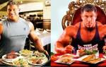 Семь золотых правил питания для спортсменов