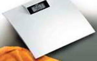 Как правильно выбирать напольных весы?