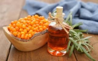 Облепиховое масло при ожогах разной степени: лечебные свойства и инструкция по применению