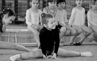 Чем полезна художественная гимнастика для детей, в каком возрасте начинать заниматься художественной гимнастикой