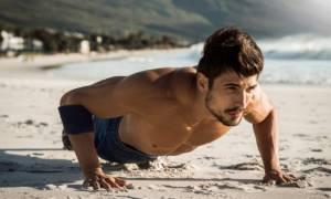 Программа 100 отжиманий на 7 недель, как научиться отжиматься