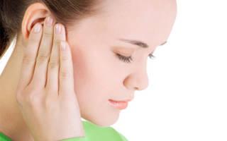 Основные причины боли в ухе, как лечить ушную боль