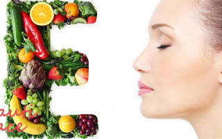 Маска для кожи вокруг глаз с витамином Е: рецепты масок против морщин для ухода за кожей век и под глазами