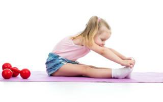 Как развить растяжку детям, упражнения на растяжку для детей в домашних условиях