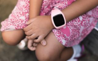 Рейтинг розовых умных часов