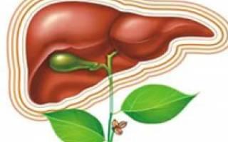 Народное лечение боли в печени
