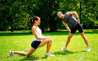 Какая разминка перед бегом лучше Как делать разминку ног перед пробежкой видео- Sport-At-Home
