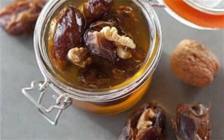 Чем полезен грецкий орех с медом, как принимать грецкий орех с медом
