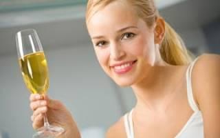 Диета на шампанском, как похудеть на шампанском, сколько калорий в шампанском