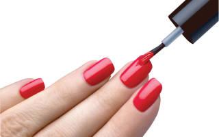 Аллергия на гель краску для ногтей, что ее вызывает и какая профилактика
