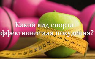 Лучшие виды физической нагрузки для похудения Рейтинг физических нагрузок для похудения