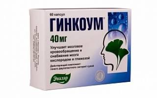 Аналоги Гинкоум: российские, зарубежные, дешевые