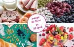 Эффективная диета 90 дней раздельного питания, как похудеть на 25 кг на раздельном питании