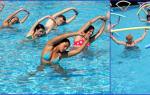 Как заниматься аквааэробикой в бассейне, в чем польза аквааэробики, какие есть противопоказания для занятий аквааэробикой