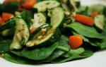Диета на цуккини для похудения – рецепты, примерное меню
