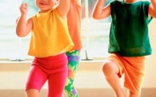 Фитнес-программы для детей, упражнения для детей от 1 года, тренировки для детей от 3 лет