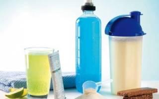 Спортивное питание: польза или вред