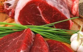 Говядина – калорийность и польза, сколько калорий в постной и жаренной говядине