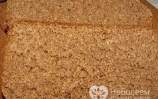 Пшеничный хлеб: калорийность, состав и полезные свойства