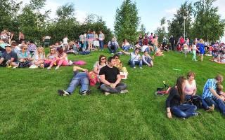 Лето в городе: чем заняться летом в Москве