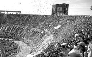 Один из самых популярных аргентинских футбольных клубов