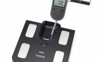 Рейтинг напольных весов Omron